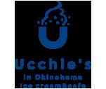 ヤーテロショップ「ウッチーズ」のロゴ